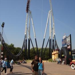 Thorpe Park 2007