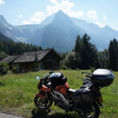 Swiss Alps 2012