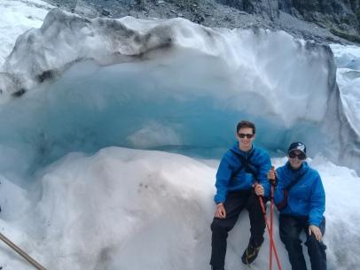 29th Dec Franz Josef Glacier JK (2)