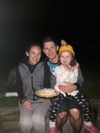 Sophias birthday campfire (1)